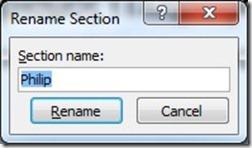 Insert Section Breaks in PowerPoint (3/5)