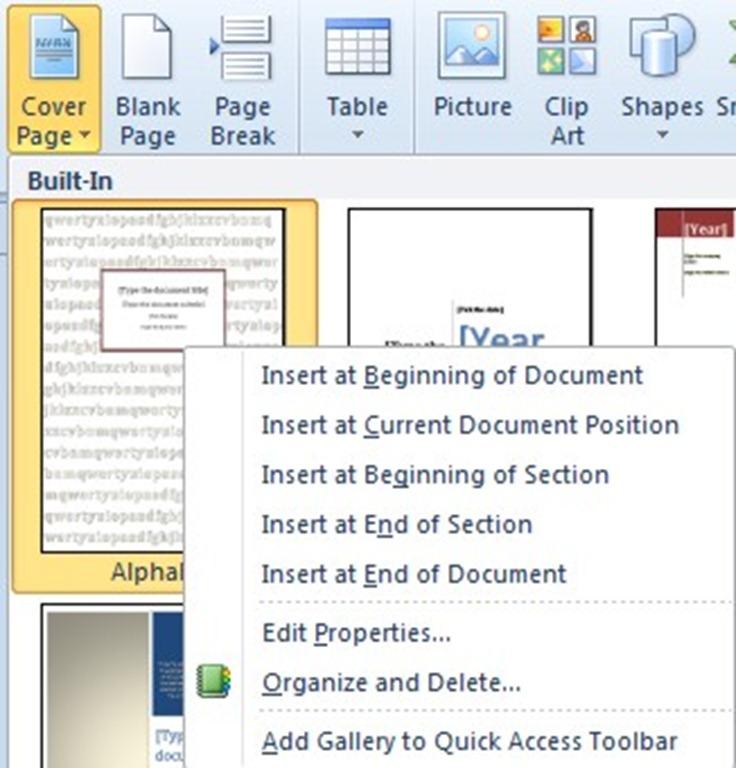 fax templates microsoft word 2010 .