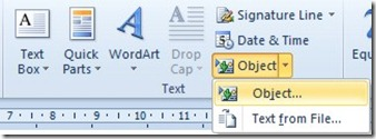 How To Create A Chart In Word From Your Data That Is In A Table (3/6)