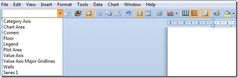 How To Create A Chart In Word From Your Data That Is In A Table (6/6)