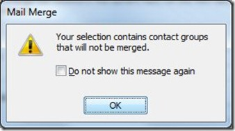 How To Create Form Letters In Outlook