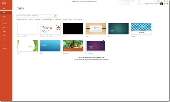Variant Themes in PowerPoint 13 (1/4)