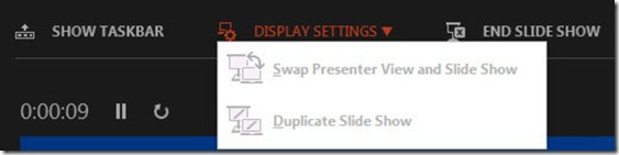 Display Settings