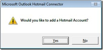 Add A Hotmail Account