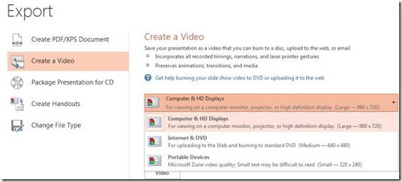 Computer & HD Displays