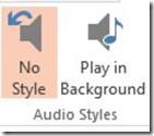 Audio Styles
