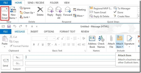 how to create a poll in outlook 2013