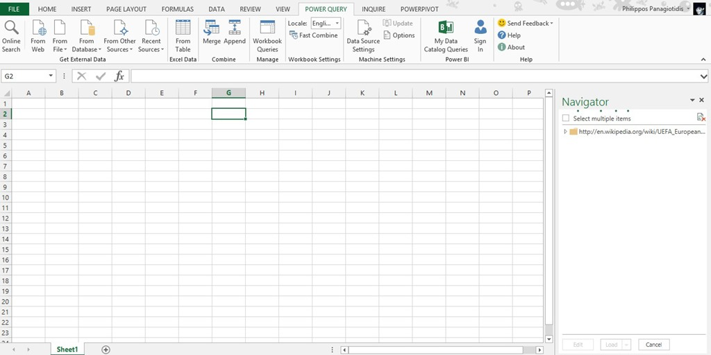 Power Query For Excel 13 | officesmart