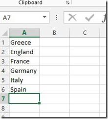 List Name