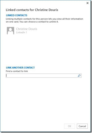 Linked Contacts