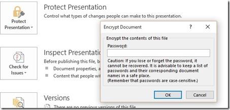 Encrypt With Password