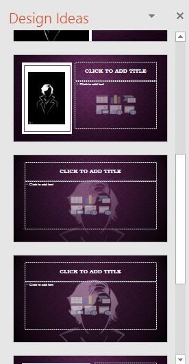 Design Ideas In Powerpoint 2016 Officesmart