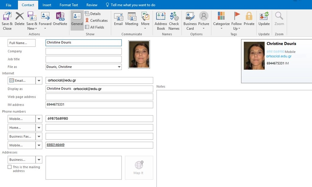 Who Is Feature in Microsoft Outlook 365 | officesmart