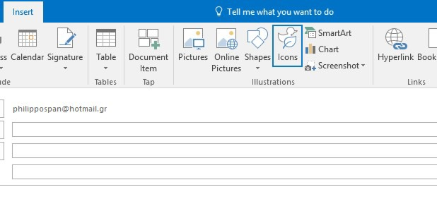 Insert And Edit Icons in Microsoft Office 365 | officesmart