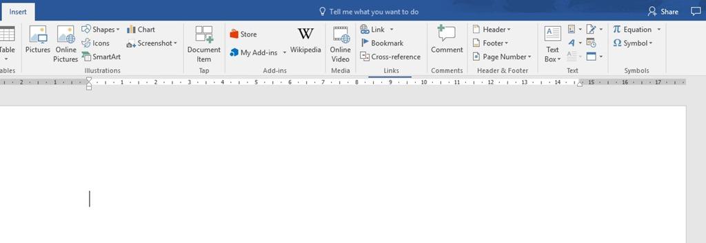Insert Recent Links in Office 365   officesmart