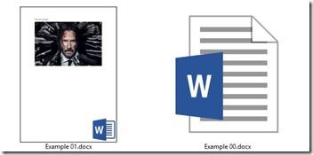 Word File Thumbnail