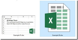 Excel File Thumbnail